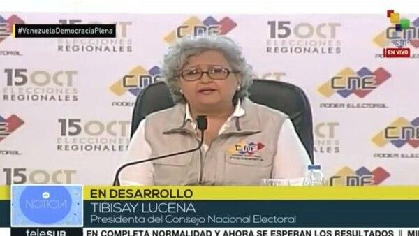 Elecciones regionales en Venezuela: los resultados oficiales le dieron una amplia victoria al chavismo y la oposición denunció fraude