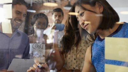"""Los jóvenes valoran mucho el entorno laboral -trabajar con """"gente talentosa""""- y poder tener un trabajo flexible (iStock)"""