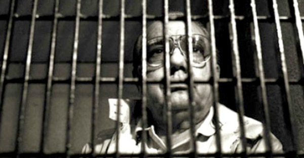 En julio de 1984, a los 61 años, fue detenido y encarcelado Arturo Durazo Moreno.