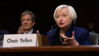 Janet Yellen, nominada por Joseph Biden como secretaria del Tesoro