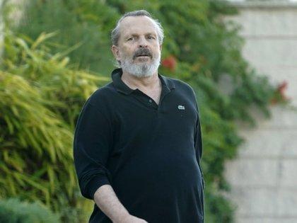 El cantante fue visto hace unos meses luciendo desaliñado y con sobrepeso (Foto: Europa Press)