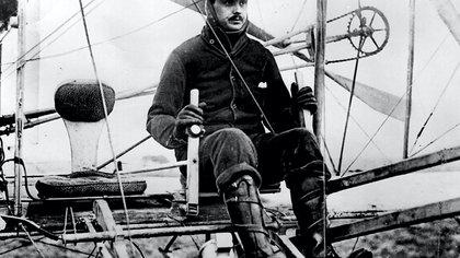Charles Stewart Rolls y su gran pasión por volar.