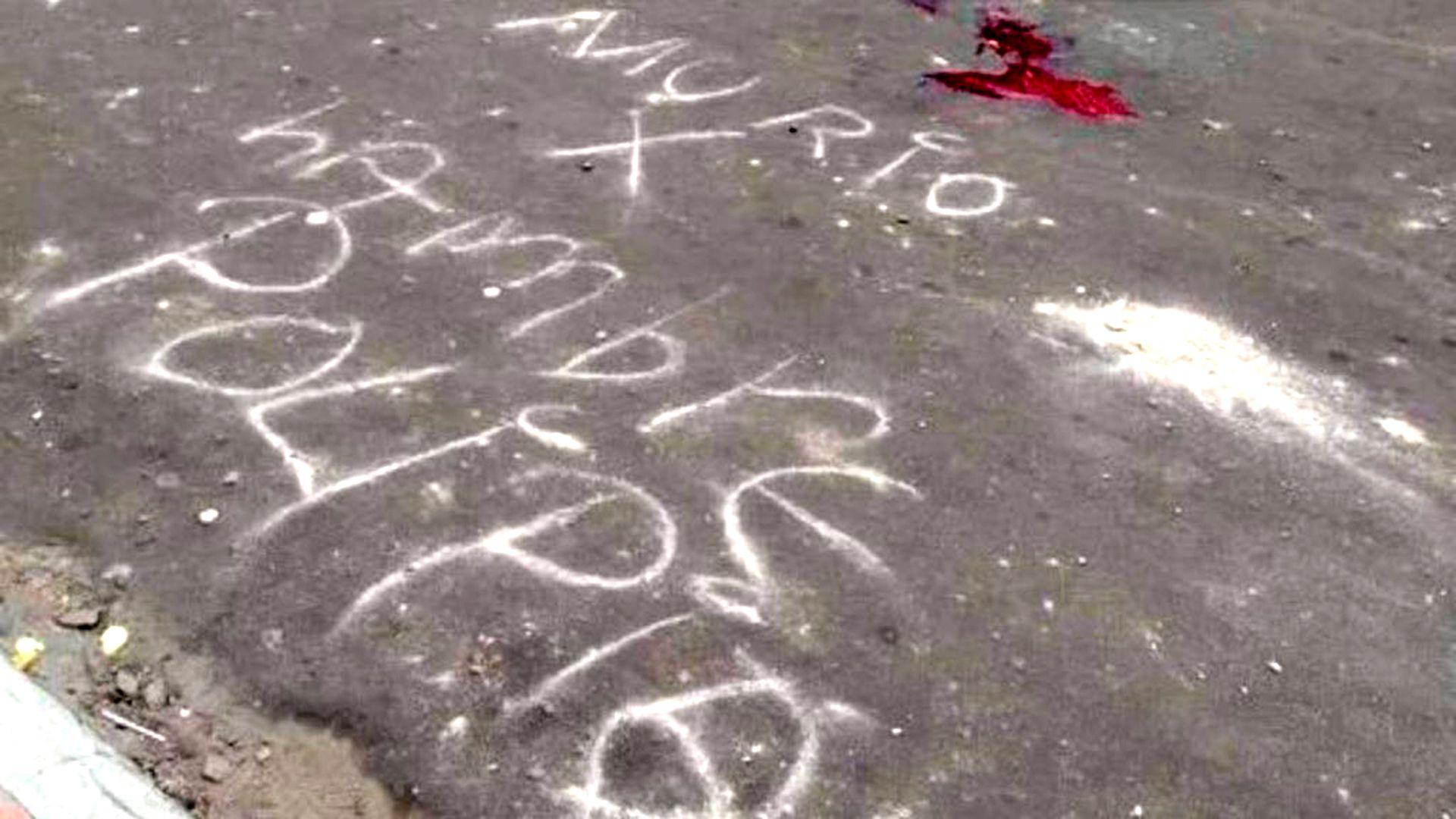 Una persona murió durante los saqueos en Upata (@jguaido)