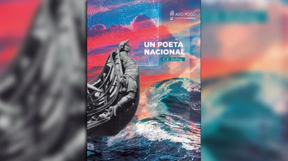 "Portada de ""Un poeta nacional"", reeditada por Alto Pogo"