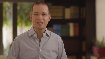 En 2018 Pedro Luis Martín Bringas hizo público su apoyo a Ricardo Anaya para ganar la presidencia (Foto: Archivo)