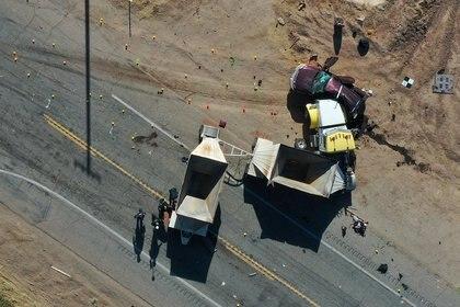 Las autoridades ya investigan el accidente (Foto:  REUTERS/Bing Guan)