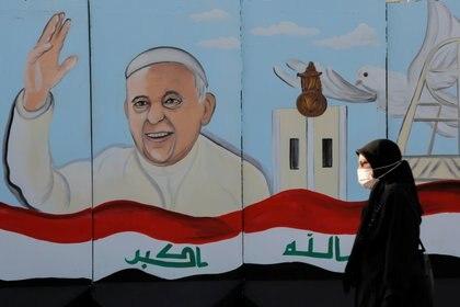 Los ataques se producen semanas antes de la visita del papa Francisco a Irak (REUTERS/Teba Sadiq)