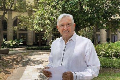 25/08/2020 El presidente de México, Andrés Manuel López Obrador POLITICA CENTROAMÉRICA LATINOAMÉRICA MÉXICO INTERNACIONAL PRESIDENCIA PI / ZUMA PRESS / CONTACTOPHOTO