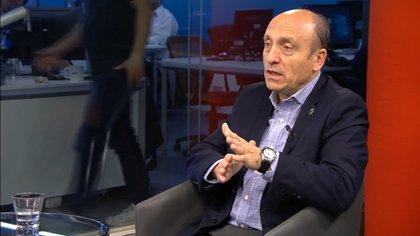 Horacio Salaverri, presidente de CARBAP.