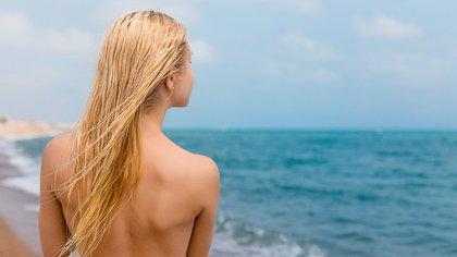 Una playa nudista en Punta del Este es furor mundial (IStock)