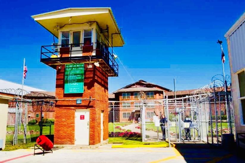 Prisión Walls Unit de Huntsville (Foto: Twitter)