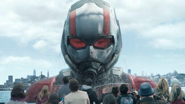 â??Ant-Man and the Waspâ?, de Marvel Studios (Disney/Marvel Studios via AP)
