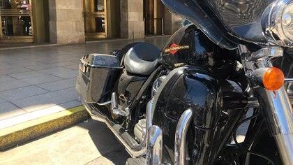 """Daniel: """"Uno cuando compra una Harley no compra un vehículo de transporte, compra un estilo de vida """""""