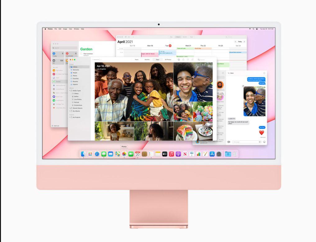 Nueva iMac 2021