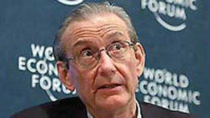 Bill Rhodes, líder del Citi y del comité de acreedores de la Argentina