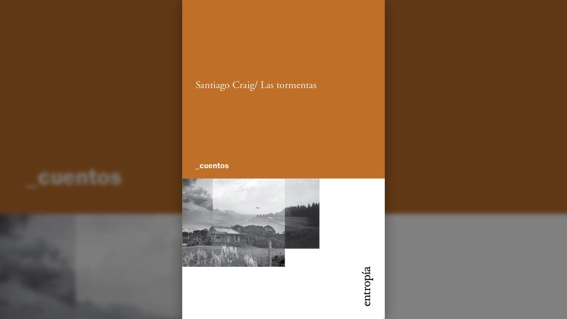"Cubierta de ""La tormenta"", de Santiago Craig"