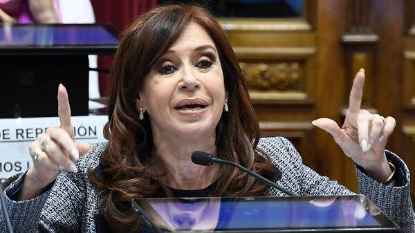 El miércoles, con la presencia de Cristina Kirchner, el Senado votó en forma unánime para que se allanen sus domicilios
