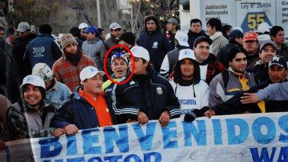 Miguel Lomeña, también condenado en el juicio por jurados