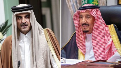 Deshielo en el Golfo: Arabia Saudita y Qatar reinician relaciones diplomáticas