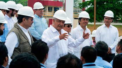 La propuesta de AMLO será impugnada en los juzgados, como ya sucedió con su reforma a la industria eléctrica (Foto: Cuartoscuro)