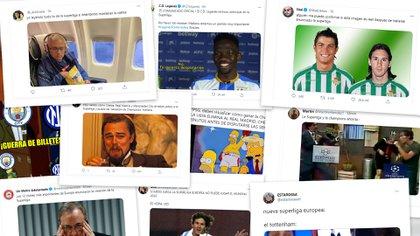 Los mejores memes de la creación de la Superliga europea: del insólito destino de las estrellas a qué pasará con el PSG