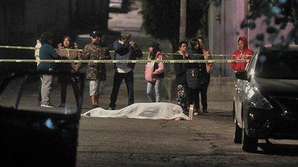Junio suma 2.560 homicidios, lo que lo convierte en el mes más violento hasta ahora (Foto: Cuartoscuro)