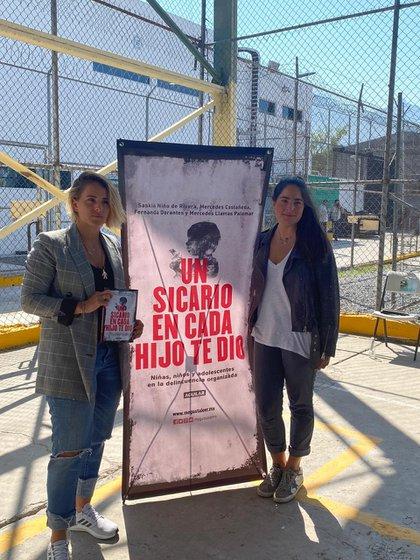 """Niño de Rivera asegura que es difícil hablar de """"combatir el narcotráfico"""" cuando se tiene un problema de adicciones y de salud Fotografía: Cortesía / Reinserta"""