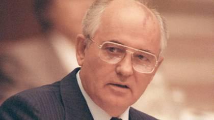 Mijail Gorbachov, último premier de la Unión Soviética y quien ordenó la invasión