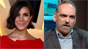 La respuesta de Andrea Rincón ante la crítica de Fernando Iglesias por su saludo peronista en Masterchef Celebrity