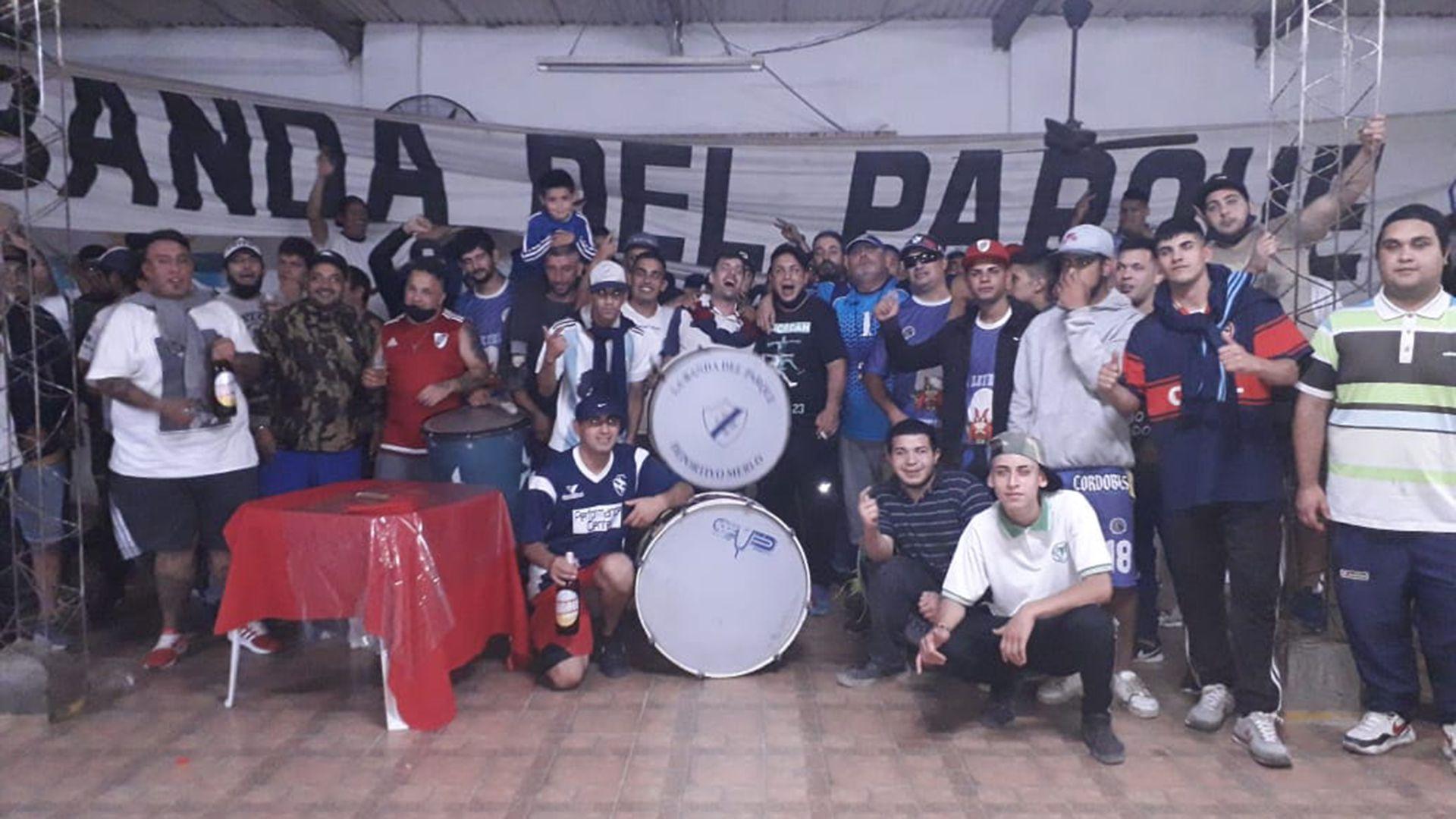 Barra Deportivo Merlo