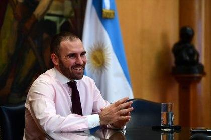 Martín Guzmán, ministro de Economía (Maximiliano Luna)