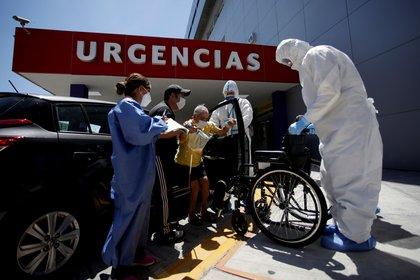 En los tribunales se ha reconocido que no se han cumplido con las medidas que indican las autoridades sanitarias (Foto: Reuters/Daniel Becerril)