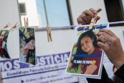 En México, asesinan cada dos horas y media a una mujer, según el Secretariado Ejecutivo(Foto: ANDREA MURCIA /CUARTOSCURO.COM)