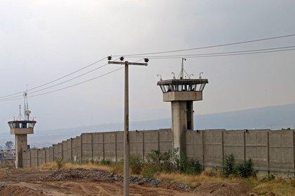 Israel Vallarta Cisneros fue trasladado de manera urgente el 13 de mayo del CEFERESO No. 2 al Hospital General de Occidente Zoquipan, en Zapopan, Jalisco (Foto: FERNANDO CARRANZA GARCIA / CUARTOSCURO)