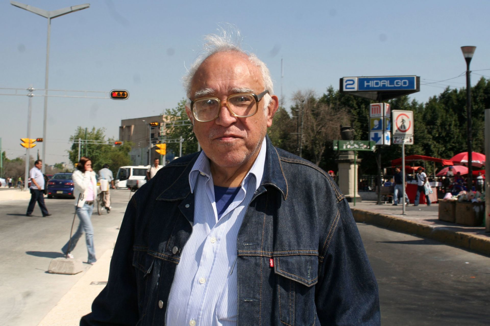 Carlos Monsiváis (Foto: Cuartoscuro)