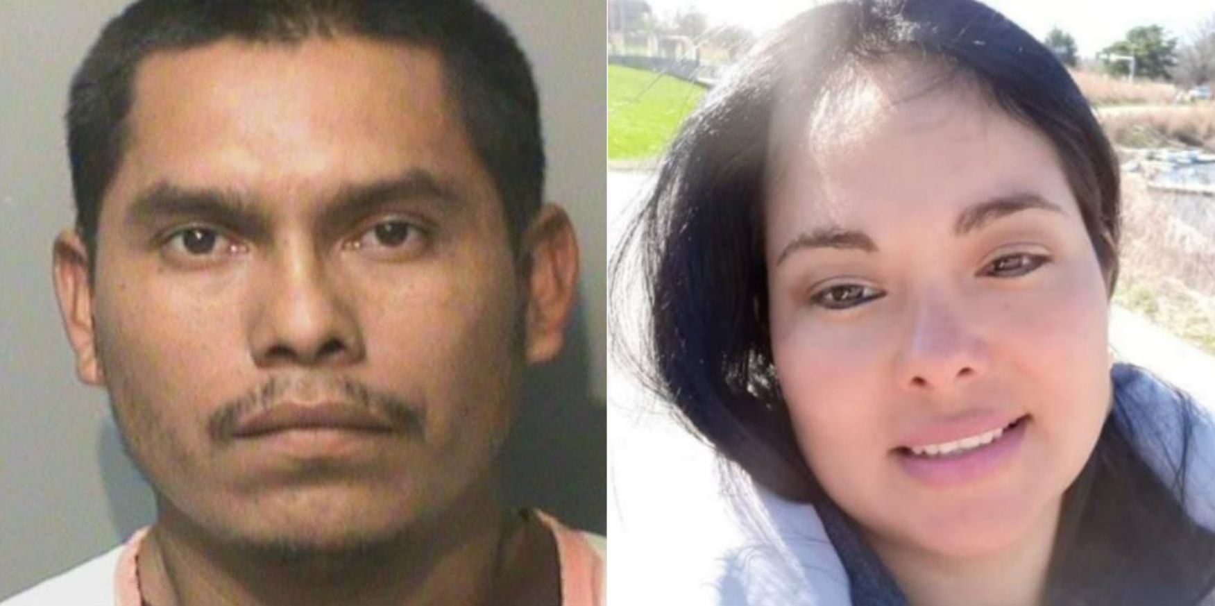 Marvin Oswaldo Escobar Orellana, de 31 años, le prometió a Rossibeth, de 29, que la ayudaría a conseguir trabajo en Estados Unidos, pero en cambio la acosó, a pesar de estar casado y vivir con su familia, y al negarse la mató junto a sus hijos Foto: Especial