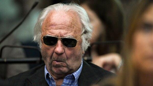 Hugo Anzorreguy (AFP)