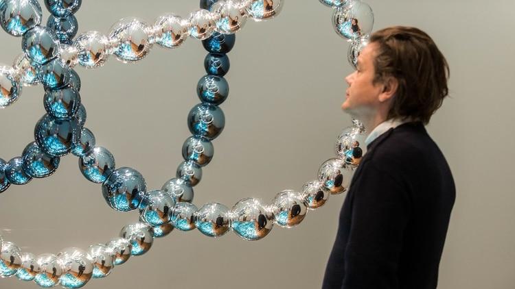 Sin saberlo, su obra representó la teoría de la reflexión de las perlas, del mexicano Aubin Arroyo
