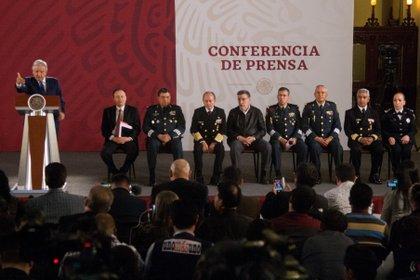 Algunos analistas refirieron que AMLO debía salir en defensa de la institución de la cual ha dependido en su gobierno (FOTO:GALO CAÑAS /CUARTOSCURO.COM)