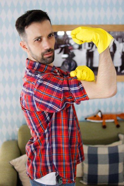 En su cuenta de Instagram reúne unos 240 mil seguidores que confían en sus consejos de limpieza y orden del hogar