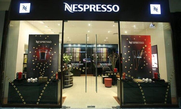 Nestle Nespresso Inauguro Su Boutique Unicenter Infobae