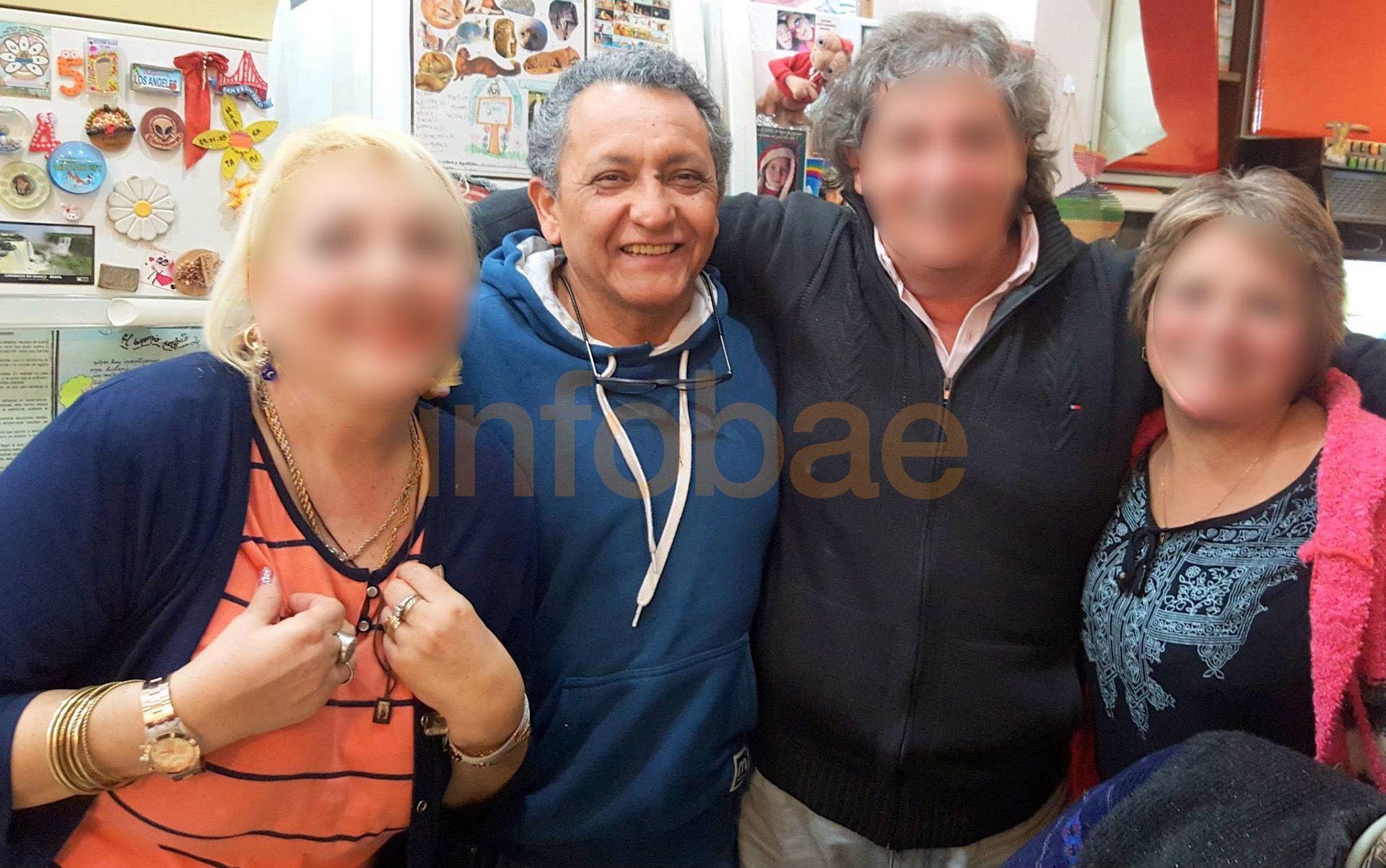 Oscar Centeno, el chofer que anotaba sus viajes y se convirtió en el primer arrepentido en la causa
