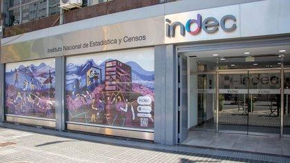 El Indec publicó hoy el dato de inflación del mes pasado
