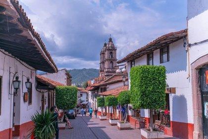 El Pueblo Mágico de Valle de Bravo, Estado de México (Foto: Especial)