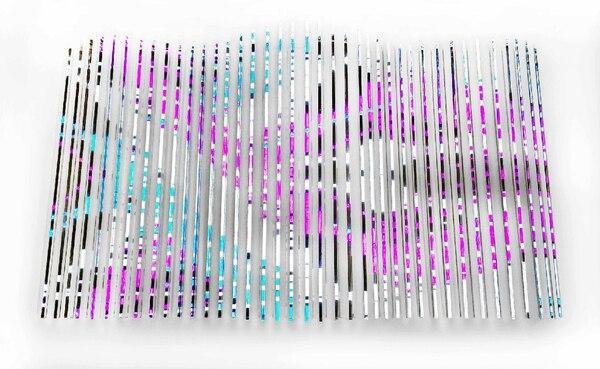"""""""Transmisión espacial"""", de Christian Wloch, en Pabellón 4"""