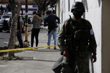 El decreto para que las FFAA participen en seguridad publica será decidido por la Suprema Corte, pero todavía está por definirse el tema de la militarización de aduanas y puertos (Foto: Luis Cortés/ Reuters)
