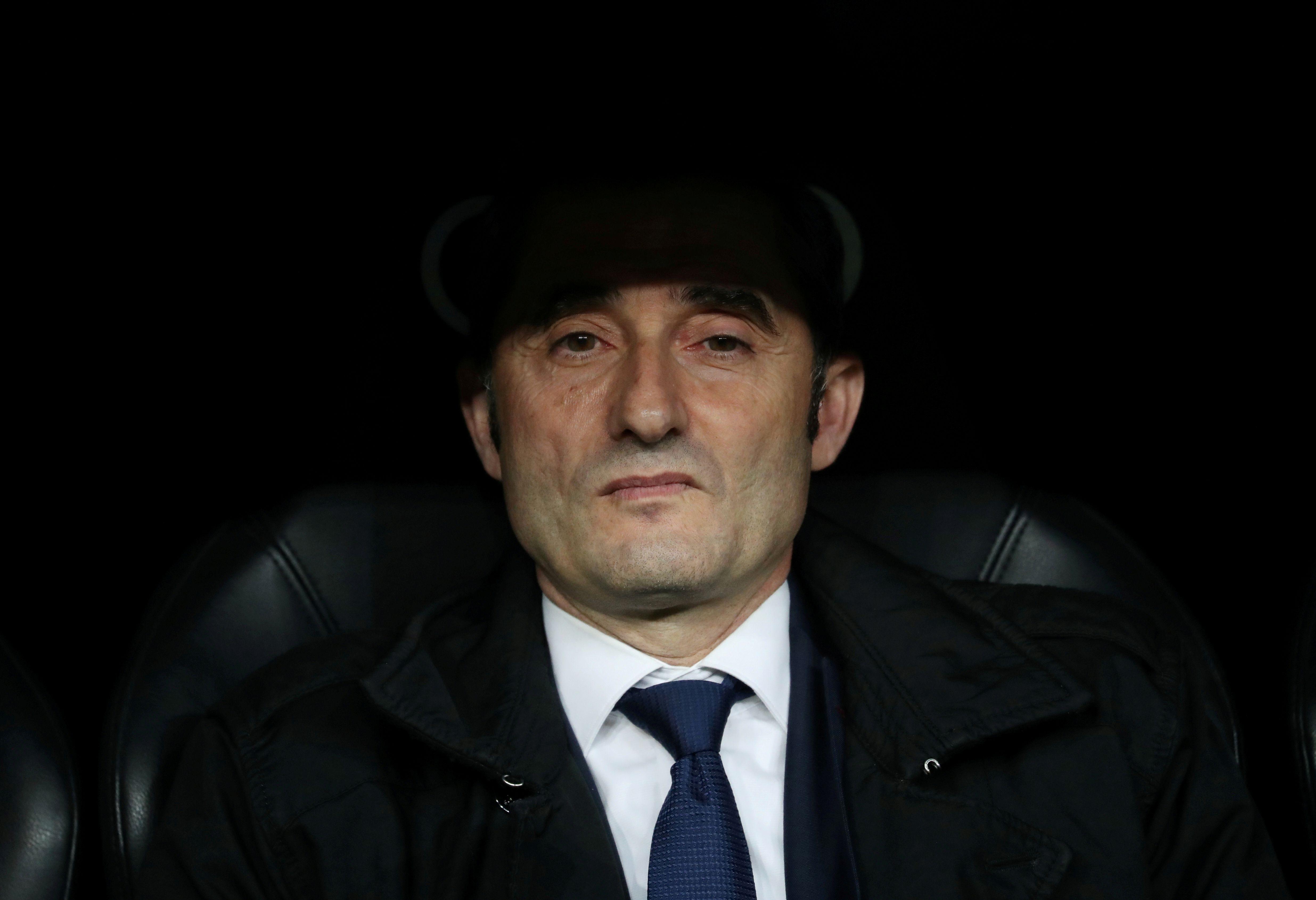 Valverde se despidió a través de una carta - REUTERS/Susana Vera/File Photo