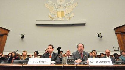 Un momento del juicio contra Madoff (Ron Sachs/Shutterstock)