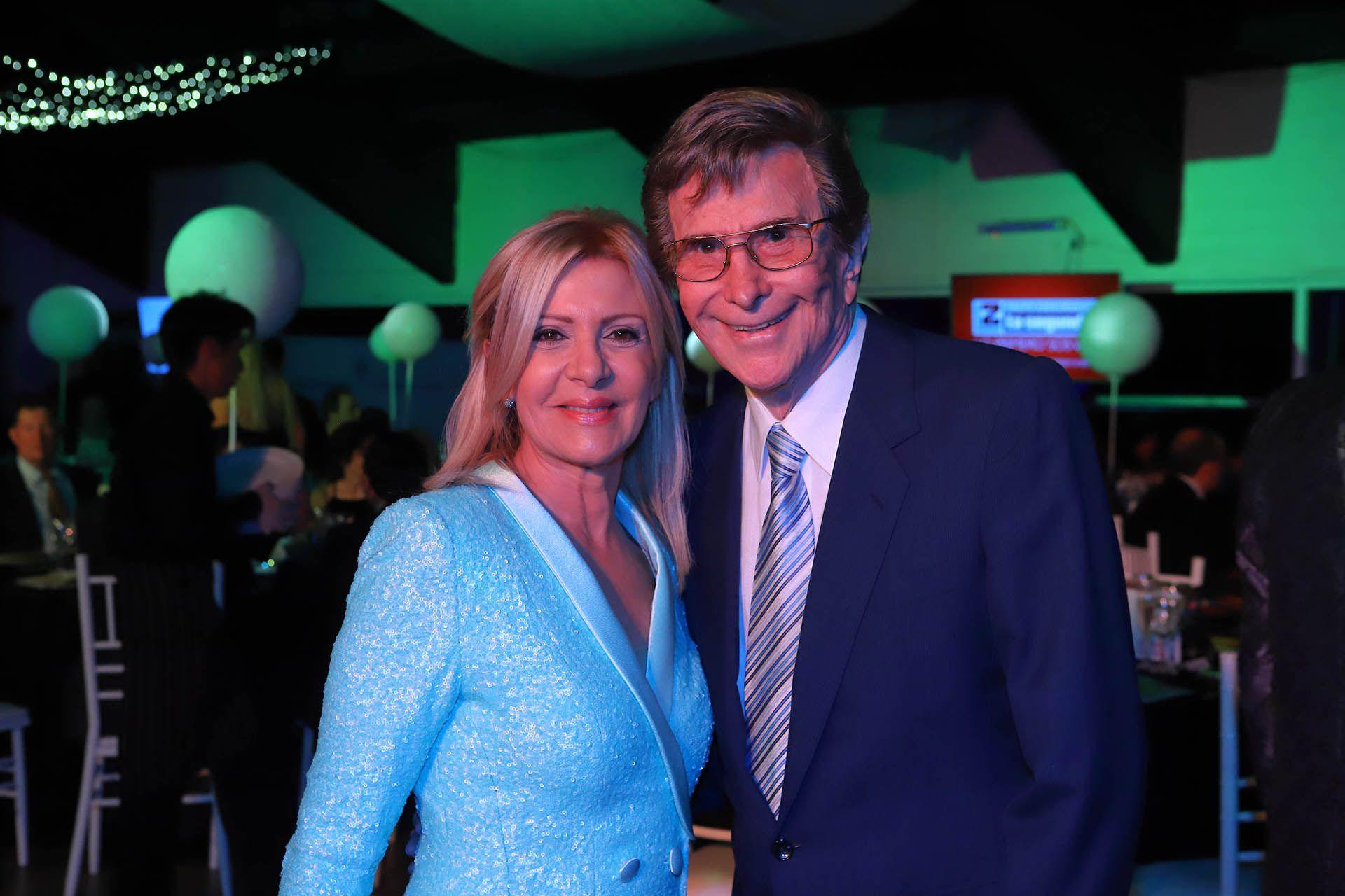 Susana Roccasalvo y Silvio Soldán
