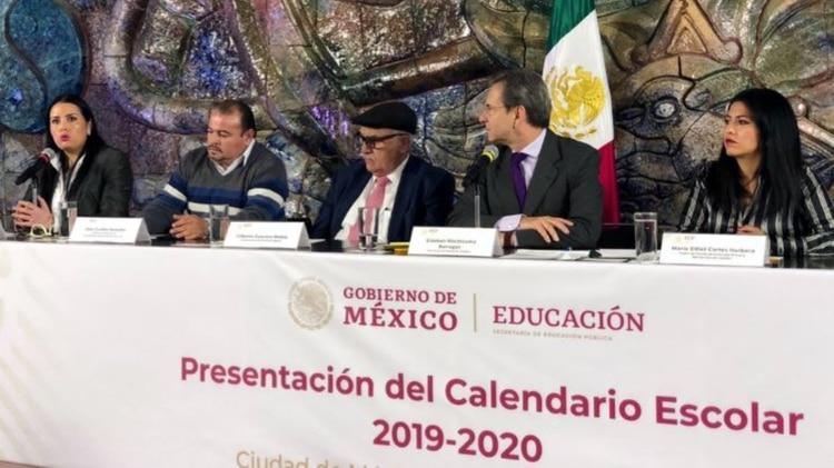 Calendario Agosto 2020 Argentina.Conoce El Nuevo Calendario Escolar 2019 2020 Estos Son Los